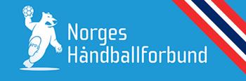 Norges håndballforbund logo